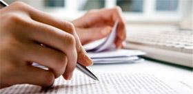 Buchhaltungs- und Verwaltungsarbeiten